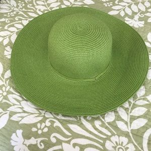 Cute Green Sun Hat